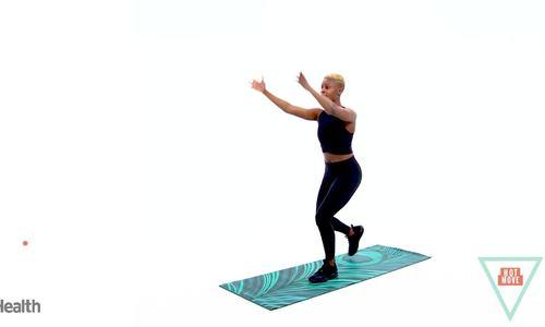 Bài tập giúp cơ thể săn chắc, giảm mỡ thừa