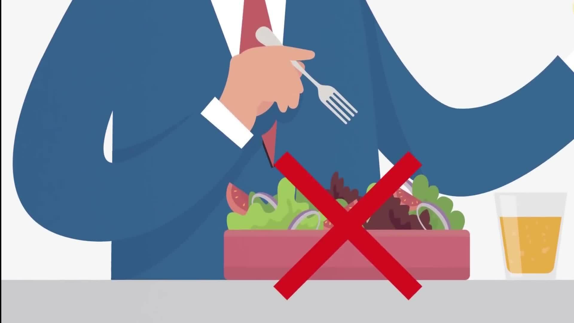 Điều gì sẽ xảy ra khi bạn nhịn ăn một ngày?