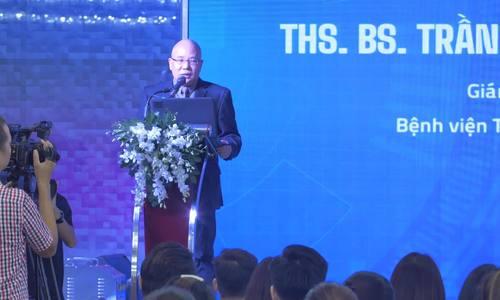 Thạc sĩ, bác sĩ Trần Lâm Hùng - Giám đốc Bệnh viện Thẩm mỹ Kangnam