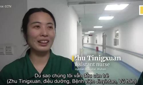 Bệnh viện Vũ Hán vô số áp lực, khan hiếm mọi thứ