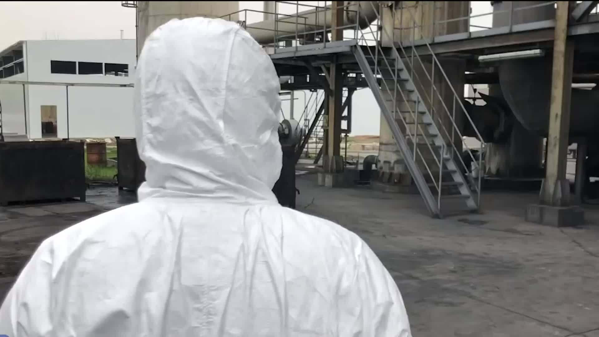 Quy trình xử lý rác thải y tế tại Vũ Hán