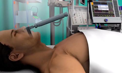 Máy thở bệnh nhân