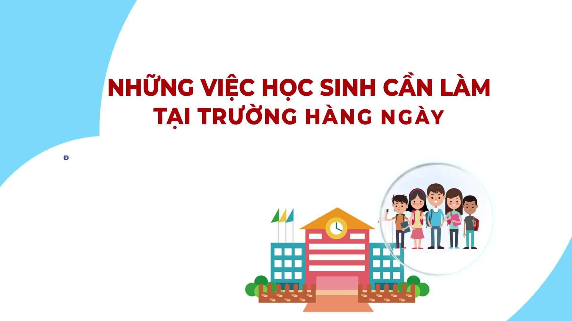 Bộ Y tế hướng dẫn học sinh phòng nCoV ở trường