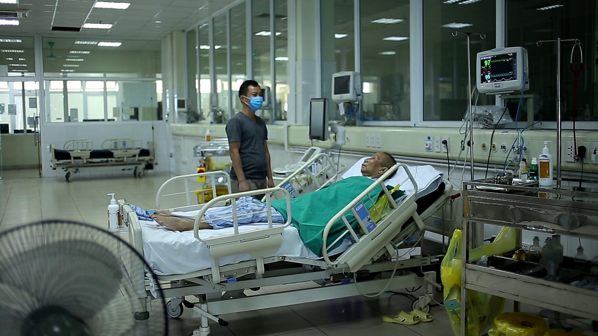 Bệnh nhân 20: 'Không trách cháu Nhung'
