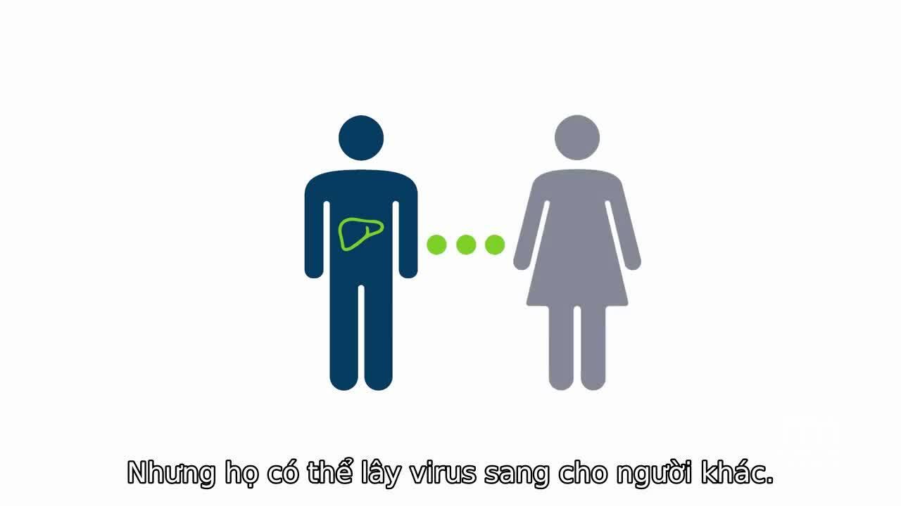 Mẹ bầu bị viêm gan B có sao không?