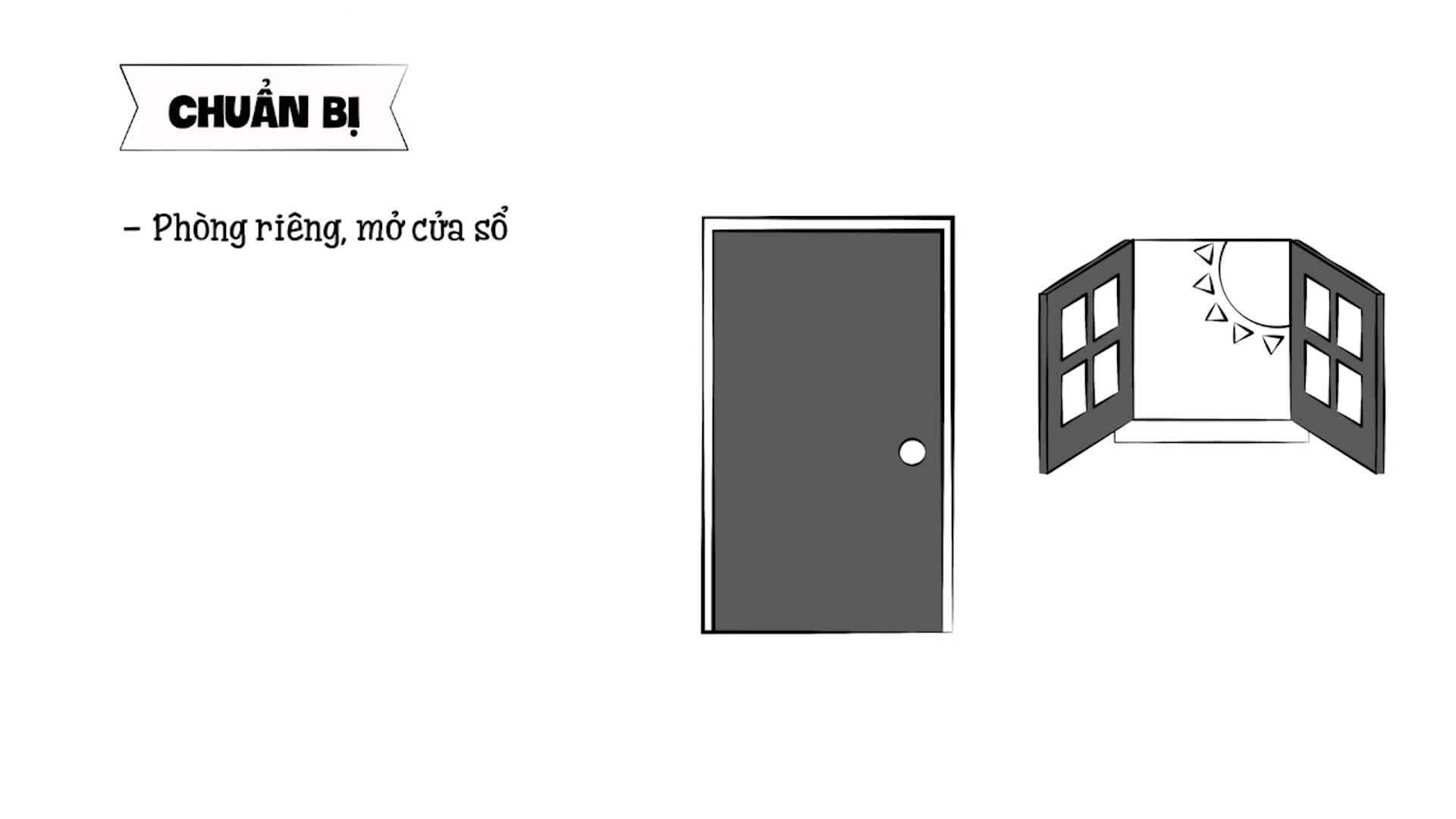 Hướng dẫn cách ly tại nhà an toàn