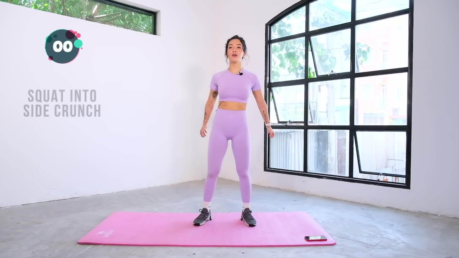 Bài tập toàn thân giúp tăng thể lực rèn sức bền