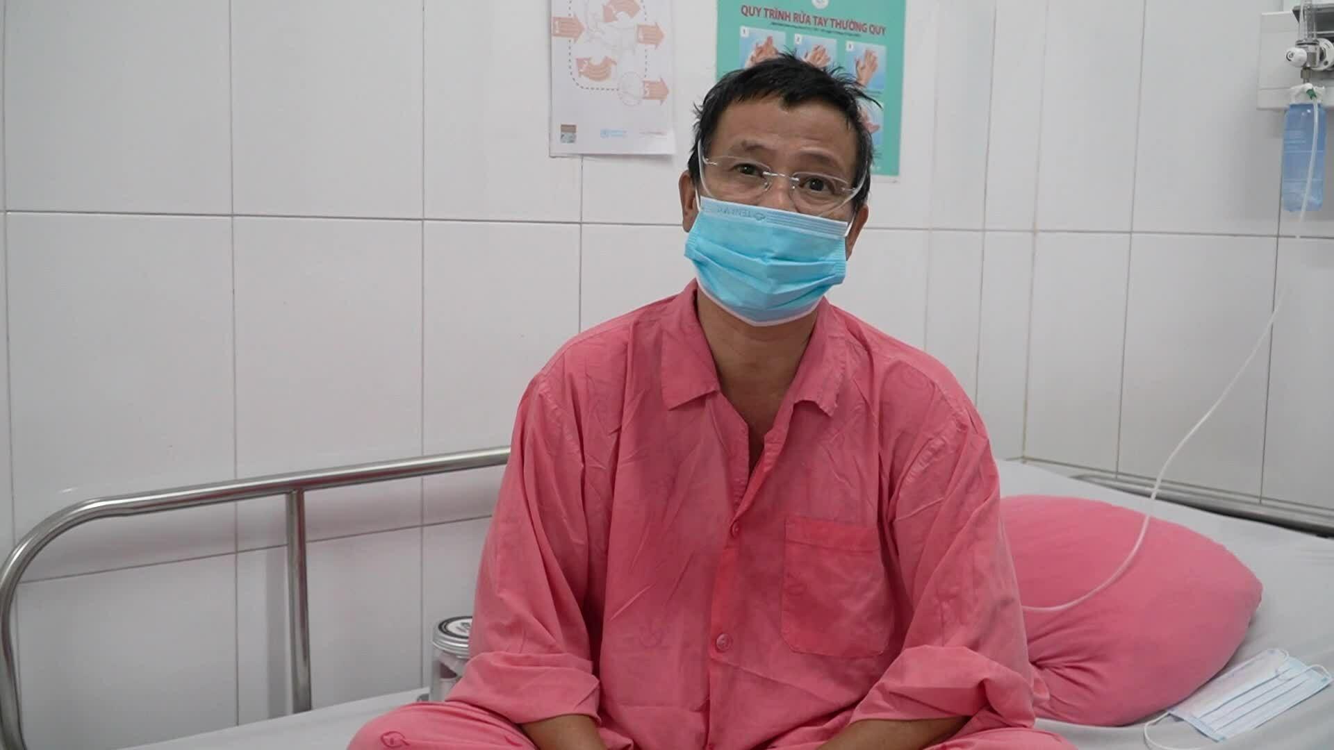 Cựu cascadeur Lữ Đắc Long: 'Bác sĩ giành giật cho tôi từng hơi thở'