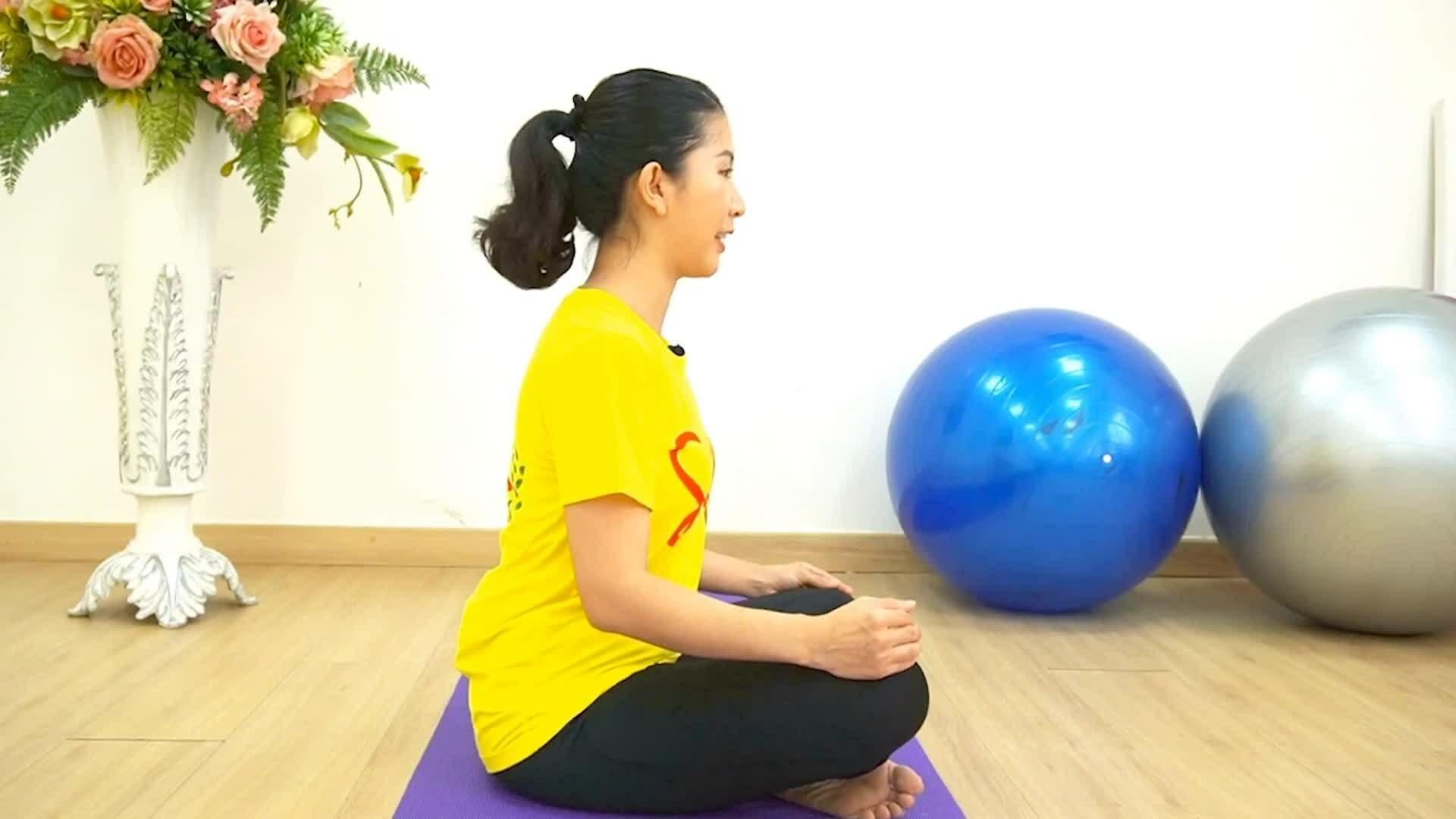 Hai cách thở cải thiện hô hấp cho thai phụ