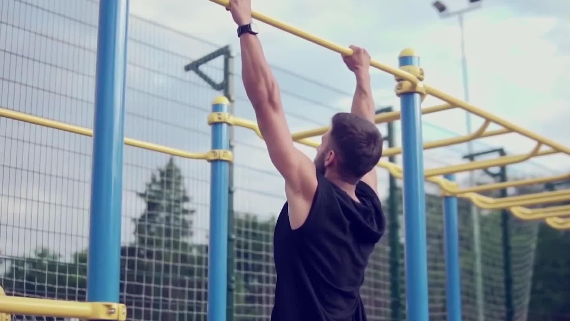10 bài tập giúp phát triển chiều cao