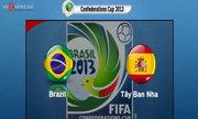 Tổng hợp trận Brazil 3-0 Tây Ban Nha