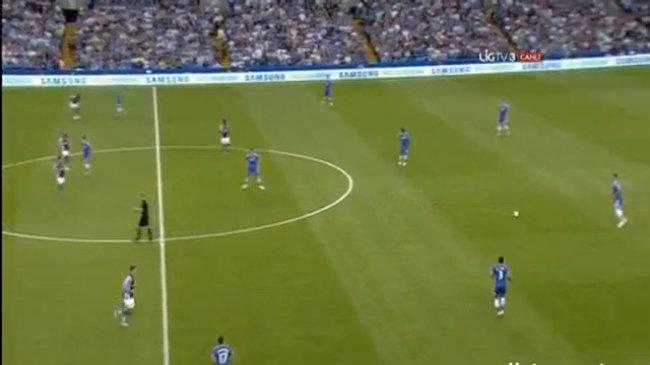 Chelsea 2-1 Aston Villa: Chiến thắng vất vả