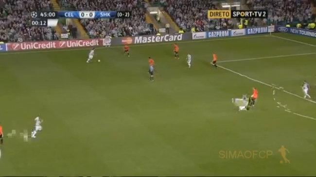 Celtic 3-0 Shakhtar Karagandy: Người hùng Forrest