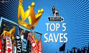 5 pha cản phá hay nhất vòng 13 Ngoại hạng Anh
