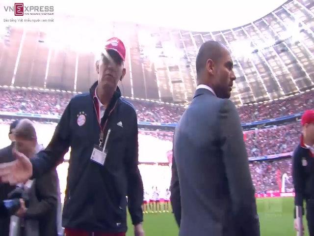 Bayern Munich 3-3 Hoffenheim