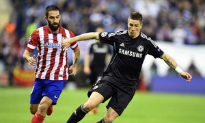 Atletico Madrid 0-0 Chelsea