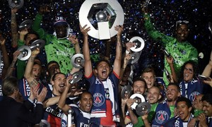 Paris Saint Germain 4-0 Montpellier