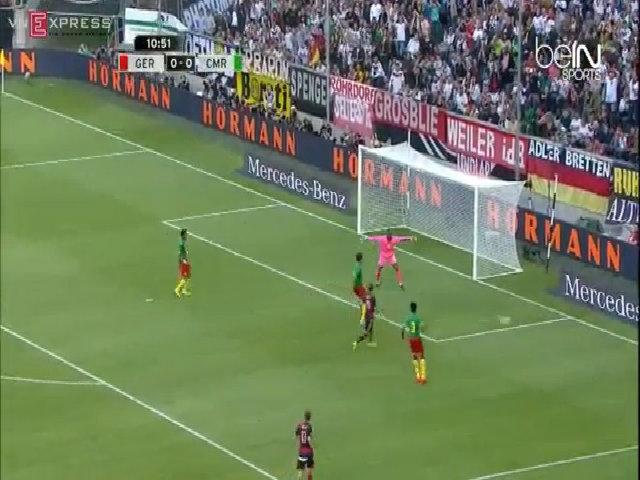 Đức 2-2 Cameroon