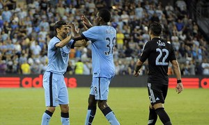 Sporting Kansas City 1-4 Man City