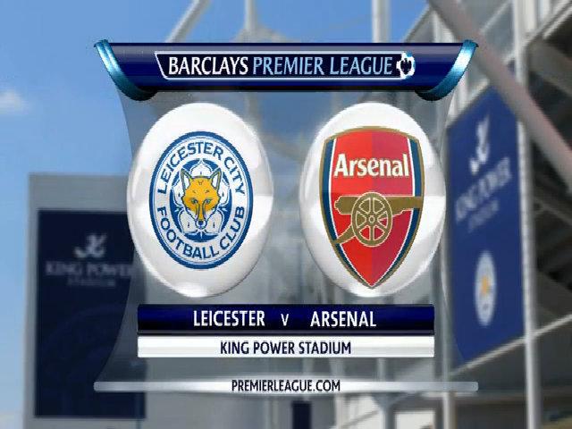 Leicester 1-1 Arsenal
