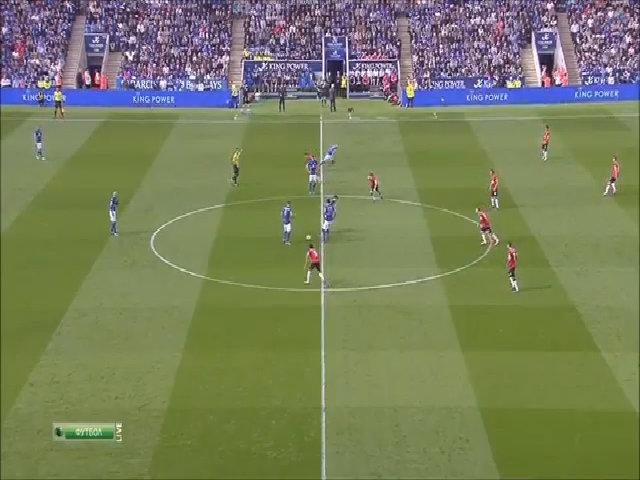 Leicester City 5-3 Man Utd