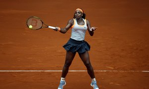 Serena Williams 2-0 Madison Brengle