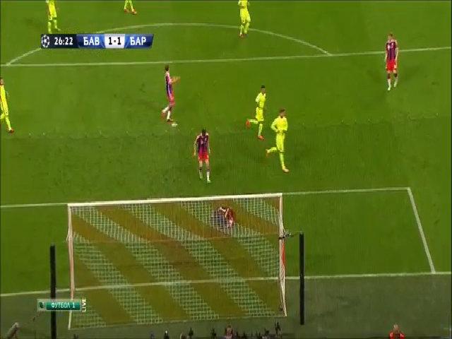 Bayern Munich 3-2 Barcelona