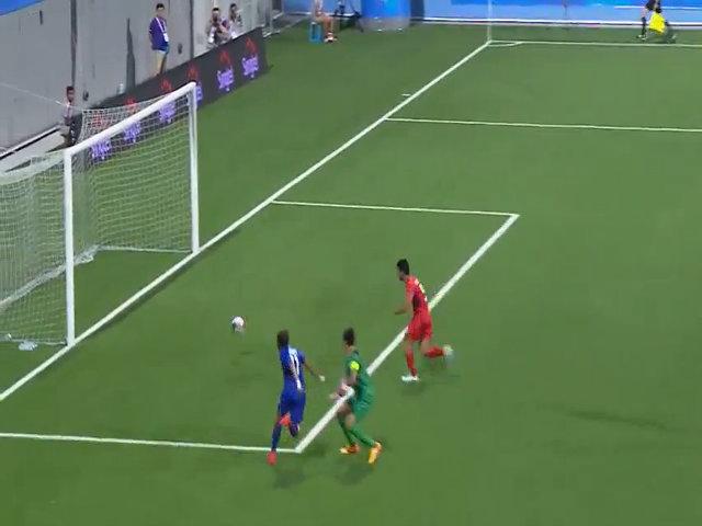 U23 Campuchia 3-1 U23 Philippines