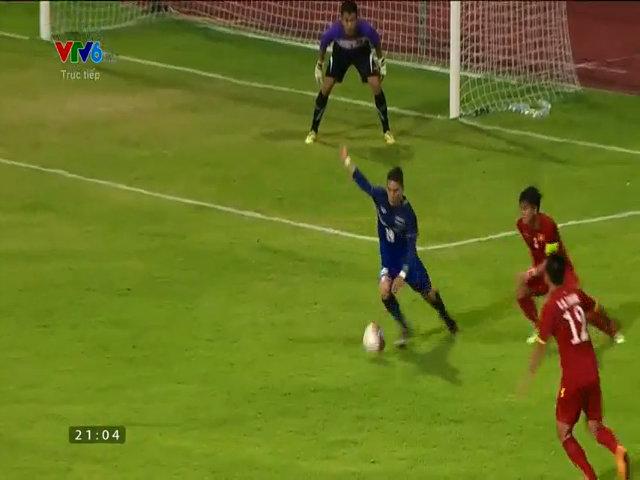 U23 Việt Nam 1-3 U23 Thái Lan
