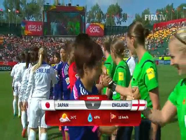 Nữ Nhật 2-1 Nữ Anh