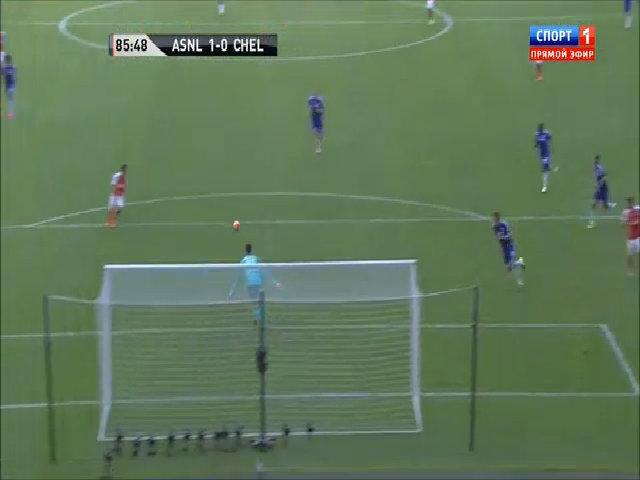 Arsenal 1-0 Chelsea