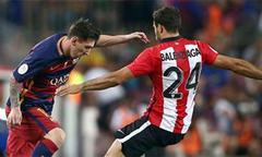 Barca 1-1 Athletic Bilbao