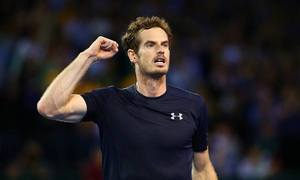 Andy Murray 3-0 Thanasi Kokkinakis