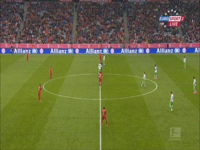 Bayern Munich 5-1 Wolfsburg