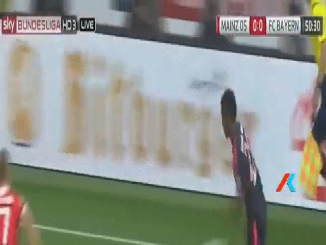 Mainz 0-3 Bayern