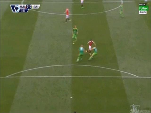 Manchester United 3-0 Sunderland