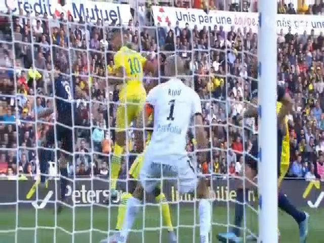 Nantes 1-4 PSG