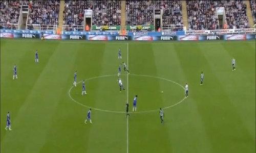 Newcastle United 2-2 Chelsea