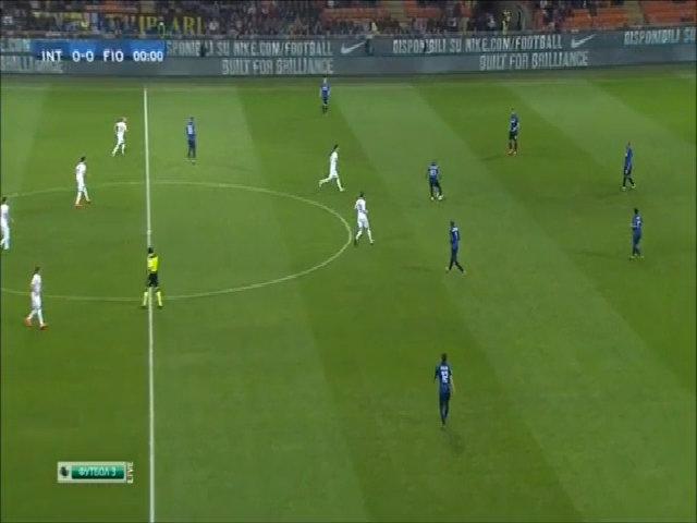 Inter Milan 1-4 Fiorentina