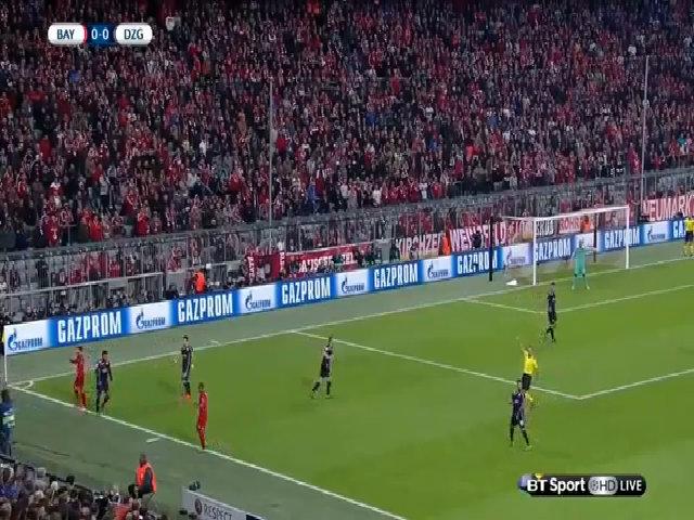 Bayern Munich 5-0 Dinamo Zagreb