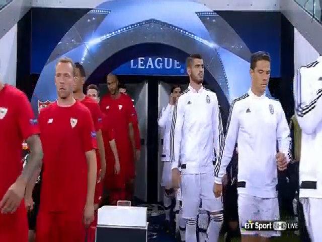 Juventus2-0 Sevilla
