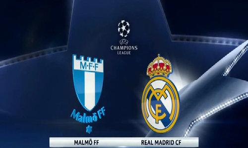 Malmo FF0-2 Real Madrid