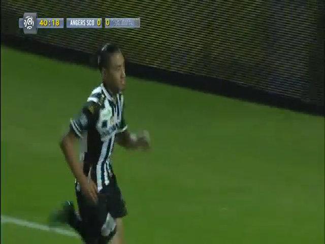 Angers 1-0 Bastia