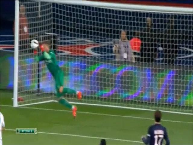 Paris Saint-Germain 2-1 Olympique Marseille