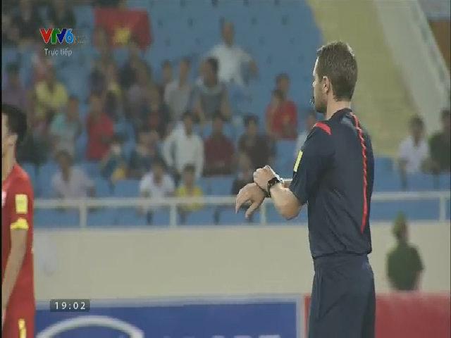 Việt Nam 1-1 Iraq