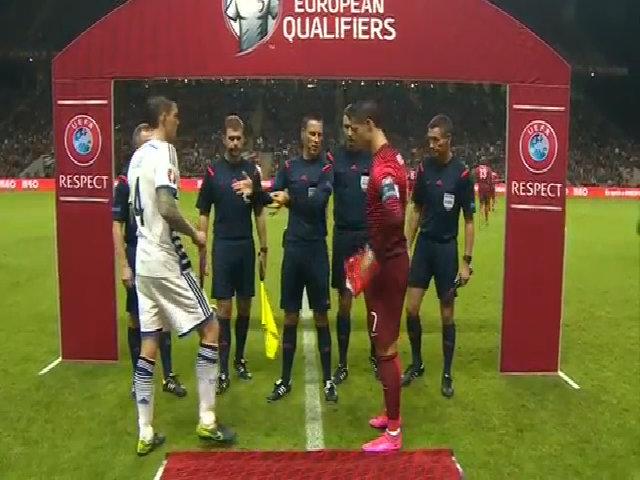 Bồ Đào Nha 1-0 Đan Mạch