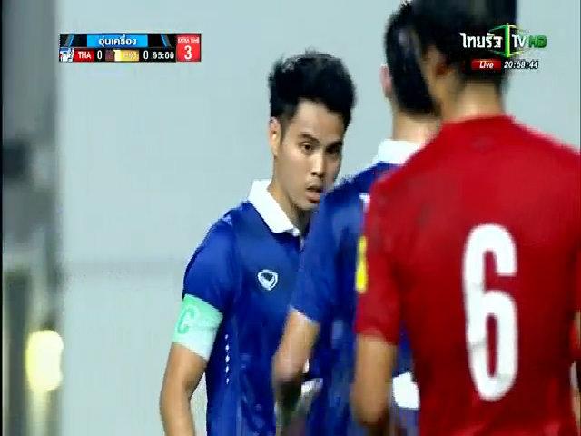 Thái Lan 0-1 Hồng Kông