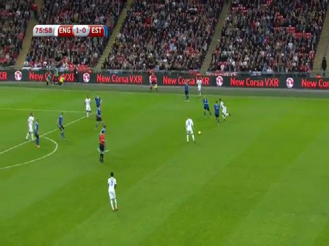 Anh 2-0 Estonia