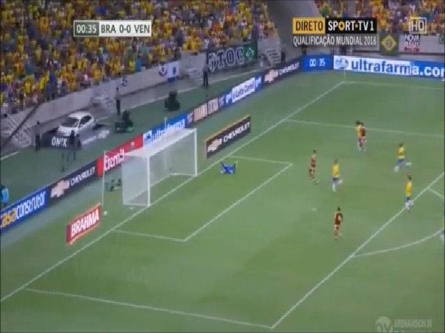 Brazil 3-1 Venezuela