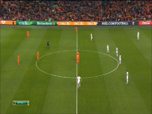 Hà Lan 2-3 Cộng hòa Séc
